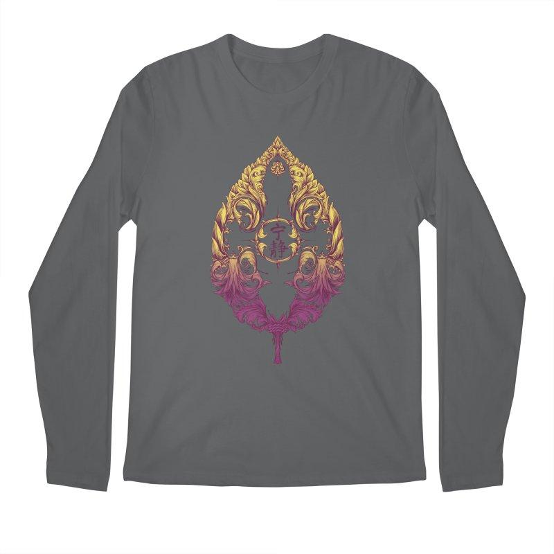 Leaf Victoriana Men's Regular Longsleeve T-Shirt by 6amcrisis's Artist Shop