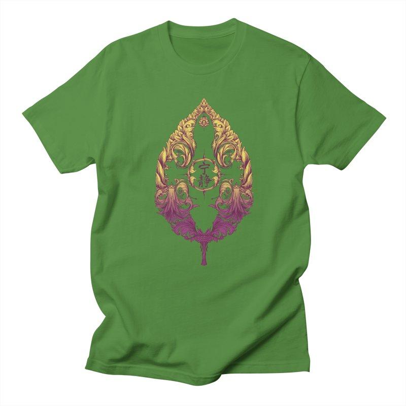 Leaf Victoriana Men's Regular T-Shirt by 6amcrisis's Artist Shop