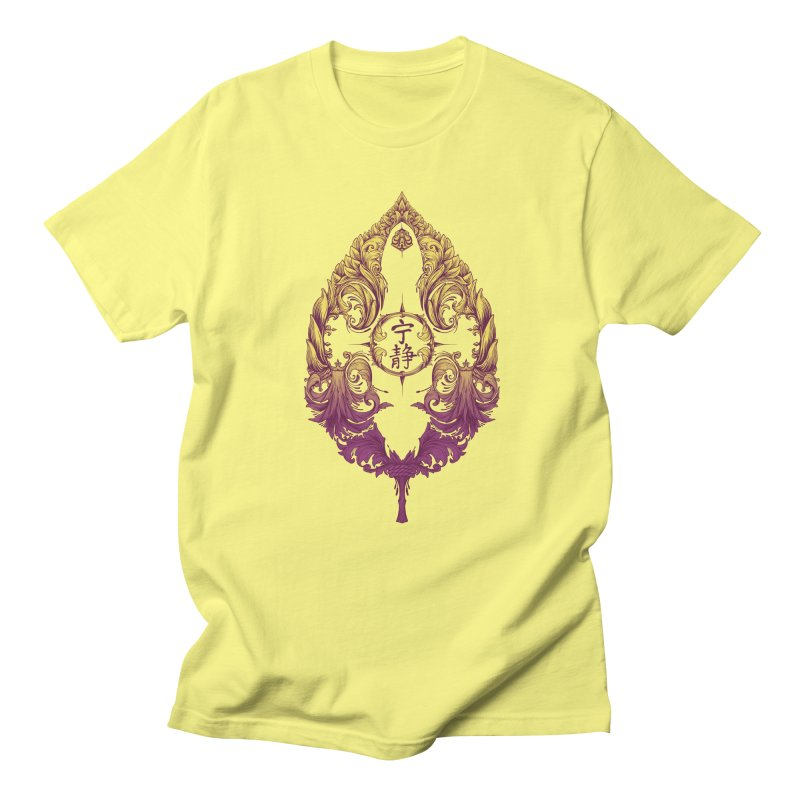 Leaf Victoriana Men's Regular T-Shirt by 6amcrisis's Artist Shop