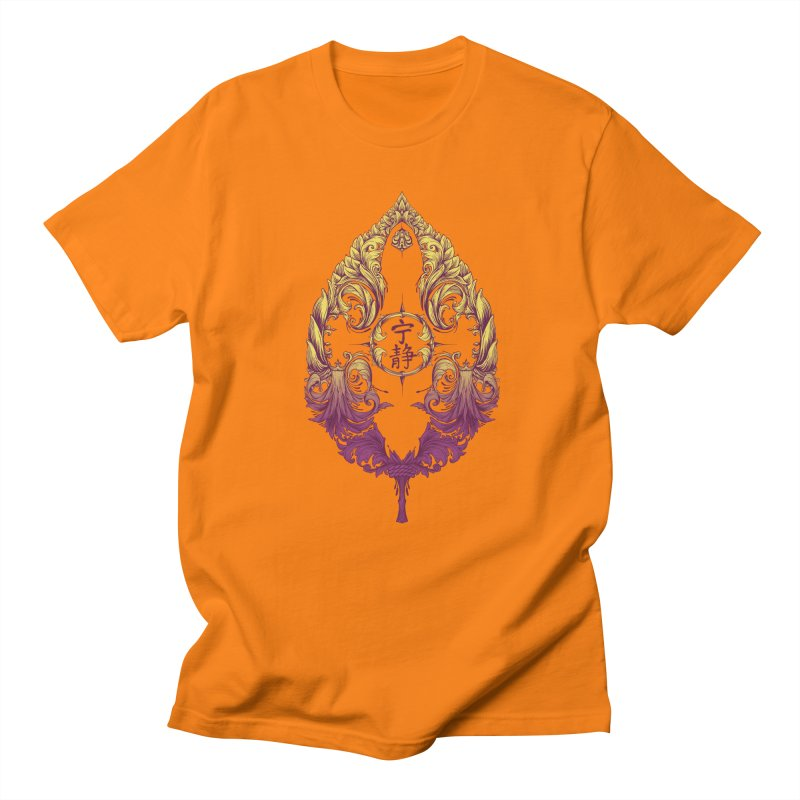 Leaf Victoriana Men's T-Shirt by 6amcrisis's Artist Shop