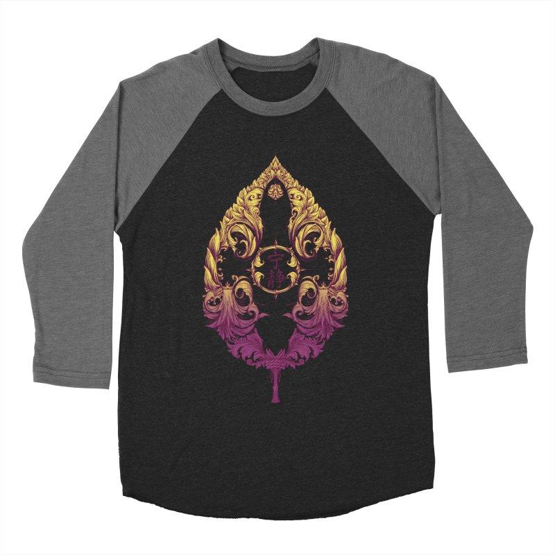 Leaf Victoriana Women's Baseball Triblend T-Shirt by 6amcrisis's Artist Shop