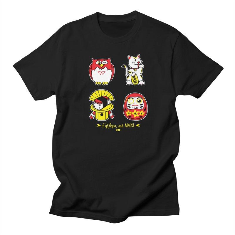 Good Luck Men's T-Shirt by 6degreesofhapa's Artist Shop