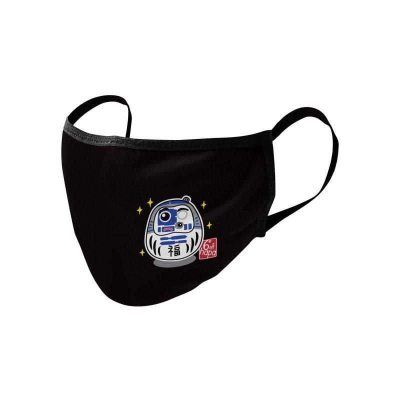 Daruma Wars I Accessories Face Mask by 6degreesofhapa's Artist Shop