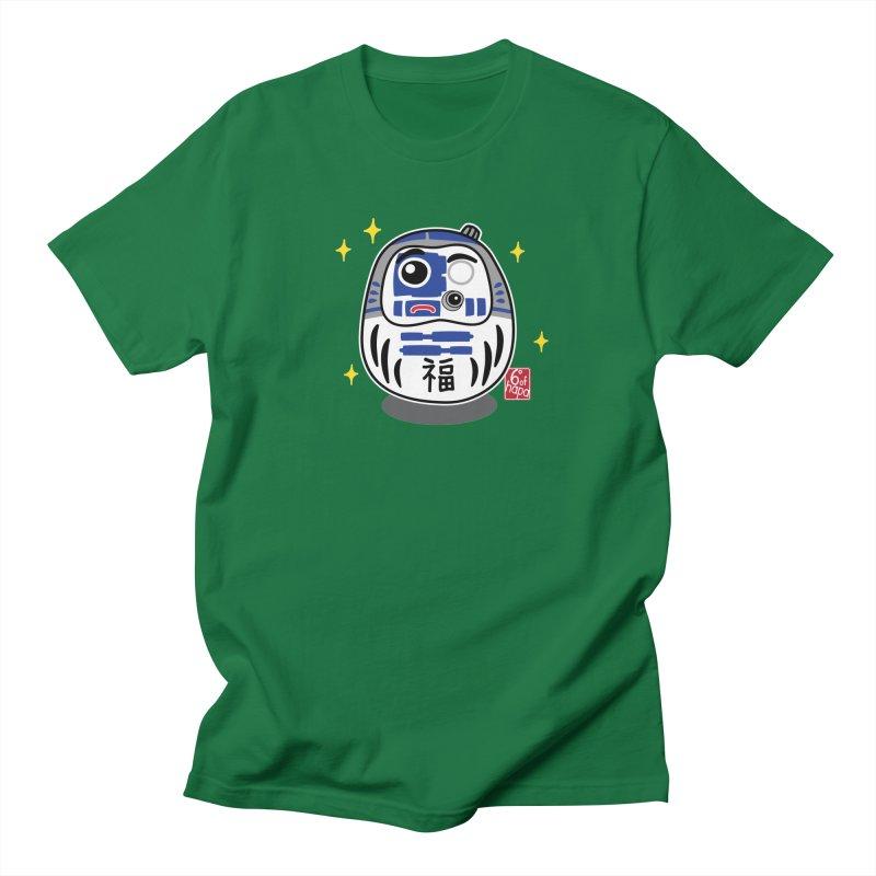Daruma Wars I Men's T-Shirt by 6degreesofhapa's Artist Shop