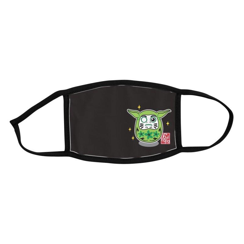 Daruma Wars II Accessories Face Mask by 6degreesofhapa's Artist Shop