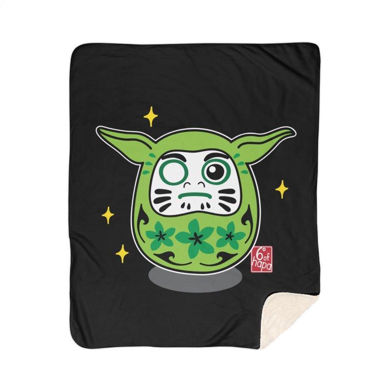 Daruma Wars II Home Blanket by 6degreesofhapa's Artist Shop