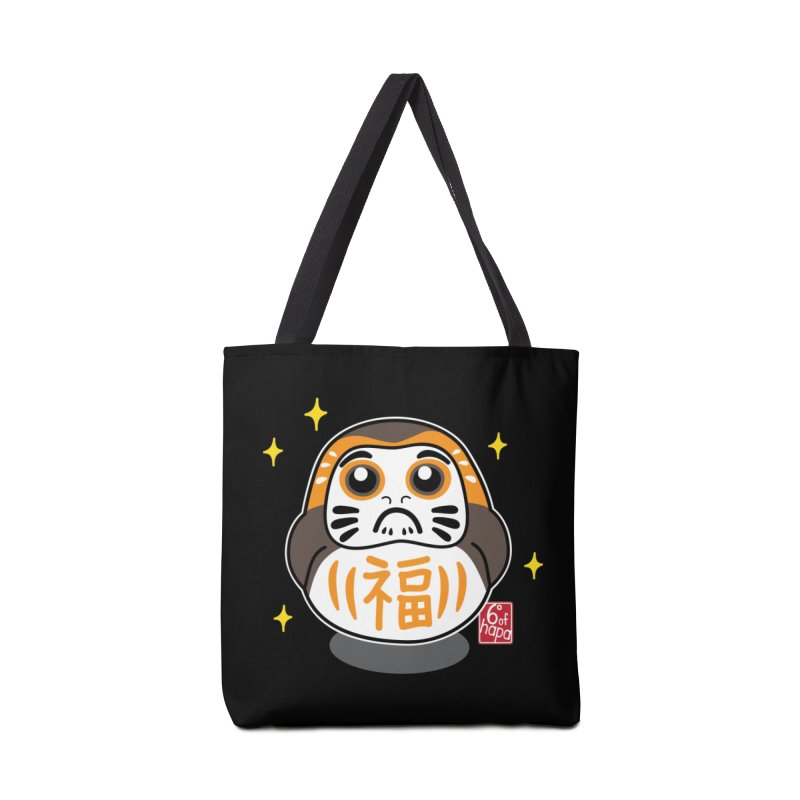 Daruma Wars III Accessories Bag by 6degreesofhapa's Artist Shop
