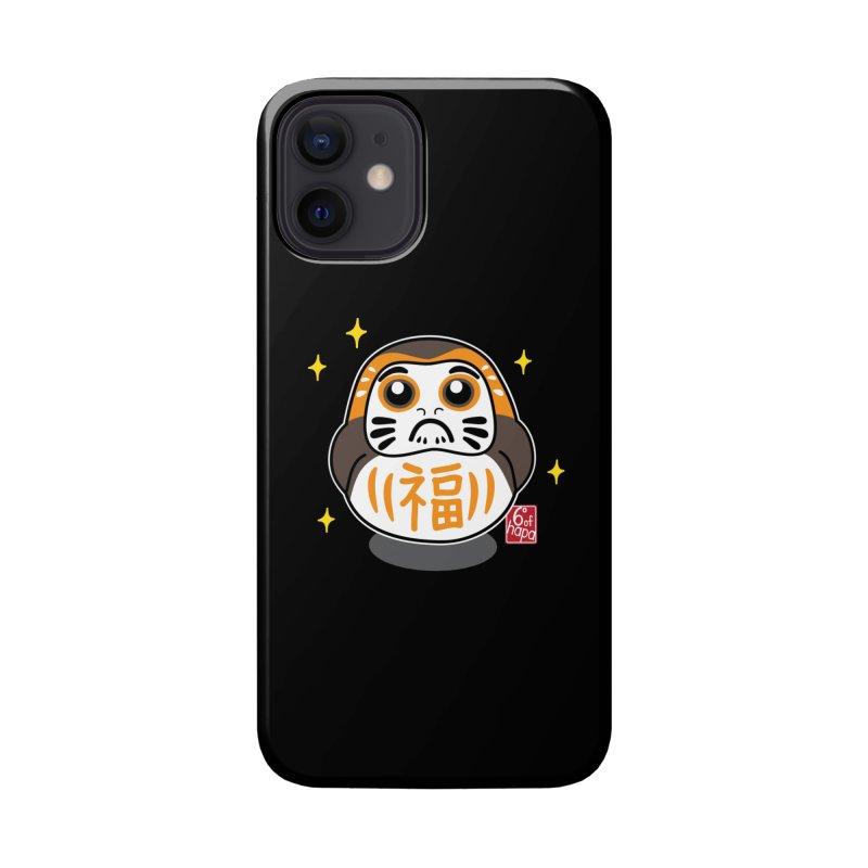 Daruma Wars III Accessories Phone Case by 6degreesofhapa's Artist Shop