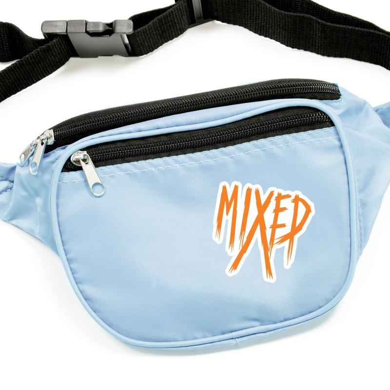 MIXED - Metal - Orange Accessories Sticker by 6degreesofhapa's Artist Shop