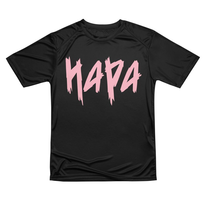 Hapa - Metal - Pastel Pink Women's T-Shirt by 6degreesofhapa's Artist Shop