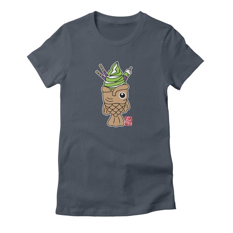 Taiyaki Women's T-Shirt by 6degreesofhapa's Artist Shop