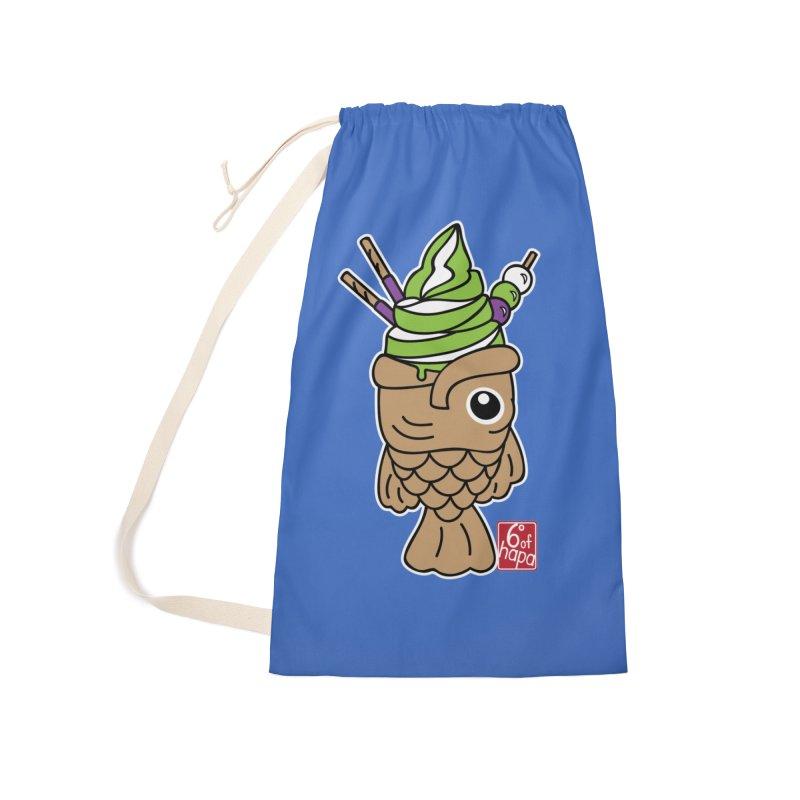 Taiyaki Accessories Bag by 6degreesofhapa's Artist Shop