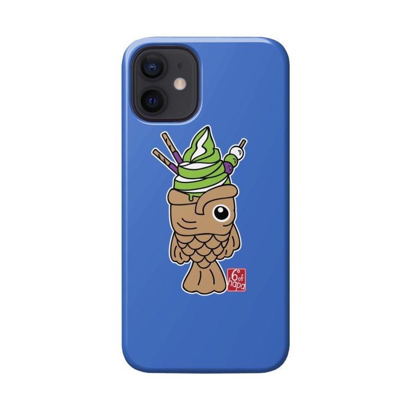 Taiyaki Accessories Phone Case by 6degreesofhapa's Artist Shop