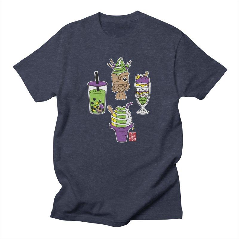 Desserts Men's T-Shirt by 6degreesofhapa's Artist Shop