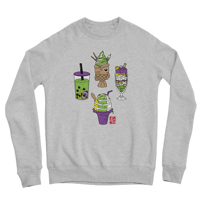 Desserts Women's Sweatshirt by 6degreesofhapa's Artist Shop