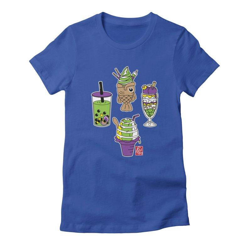 Desserts Women's T-Shirt by 6degreesofhapa's Artist Shop