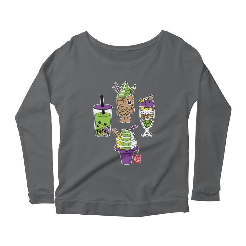 Desserts Women's Longsleeve T-Shirt by 6degreesofhapa's Artist Shop
