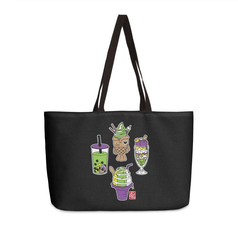 Desserts Accessories Bag by 6degreesofhapa's Artist Shop