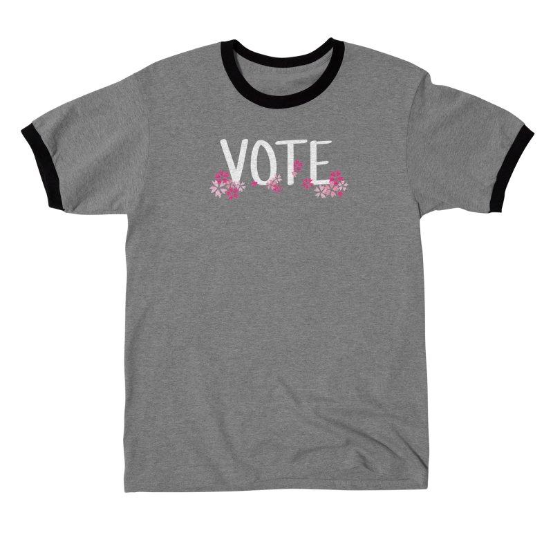 VOTE - Sakura Women's T-Shirt by 6degreesofhapa's Artist Shop