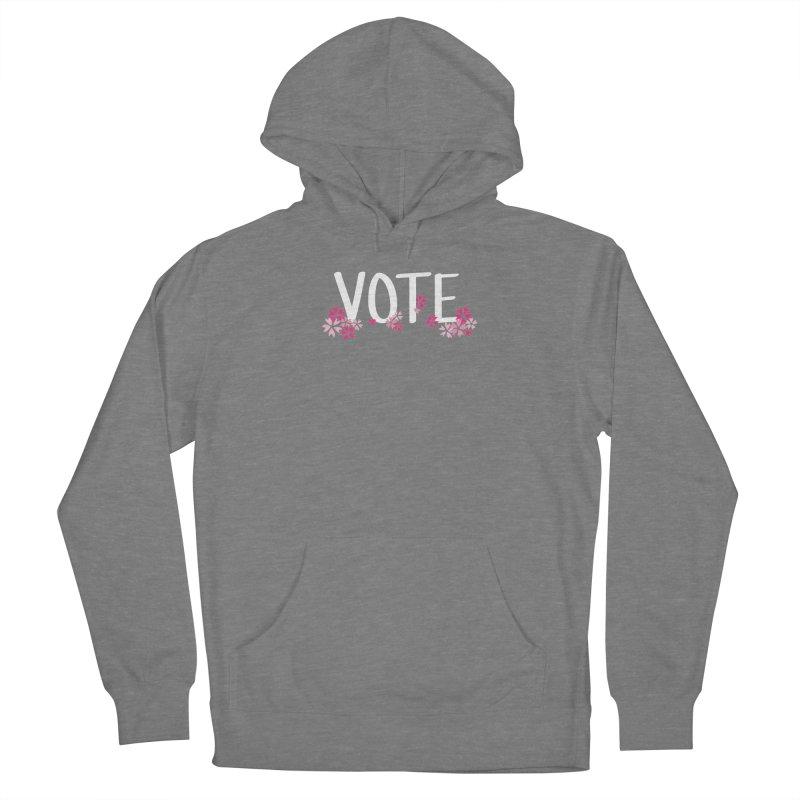VOTE - Sakura Women's Pullover Hoody by 6degreesofhapa's Artist Shop
