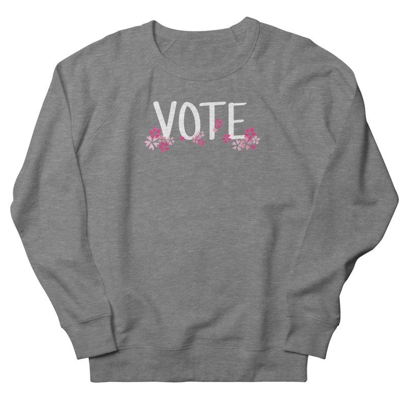 VOTE - Sakura Men's Sweatshirt by 6degreesofhapa's Artist Shop