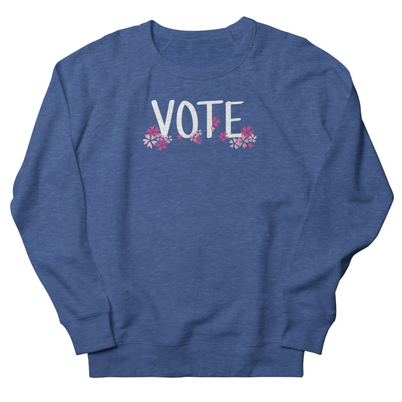 VOTE - Sakura Men's Sweatshirt by 6degreesofhapa's Artist Shop