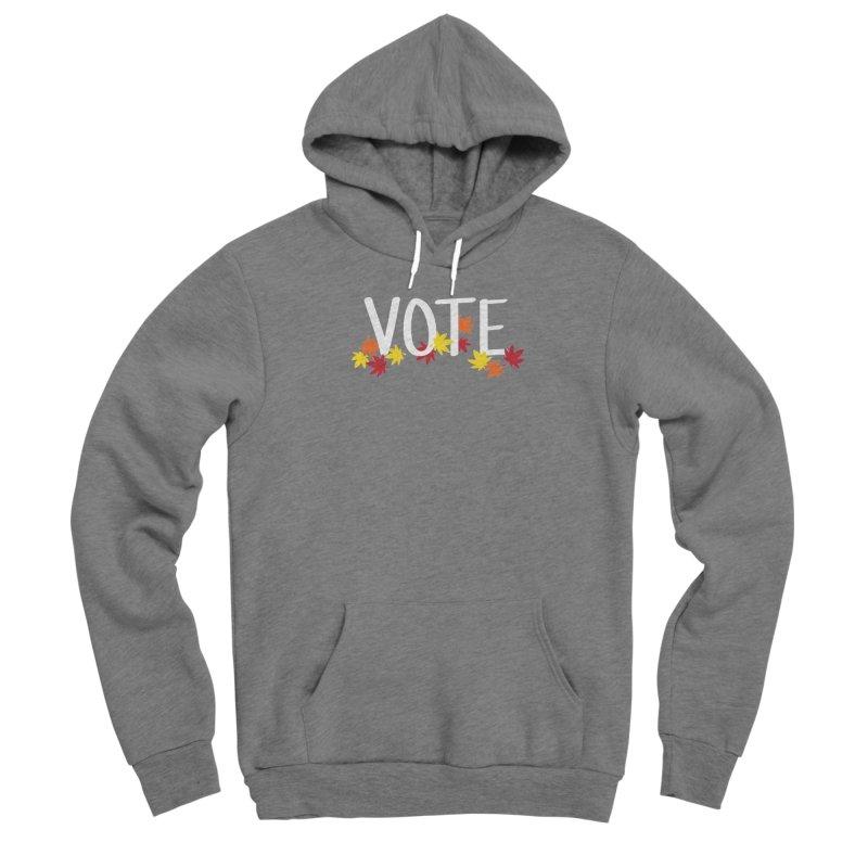 VOTE - Momiji Women's Pullover Hoody by 6degreesofhapa's Artist Shop