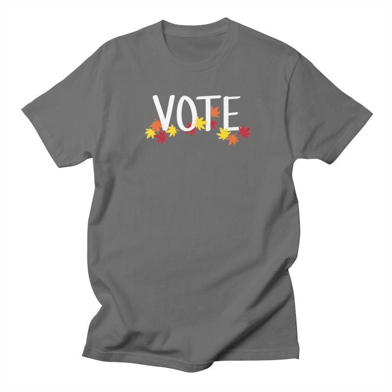 VOTE - Momiji Men's T-Shirt by 6degreesofhapa's Artist Shop
