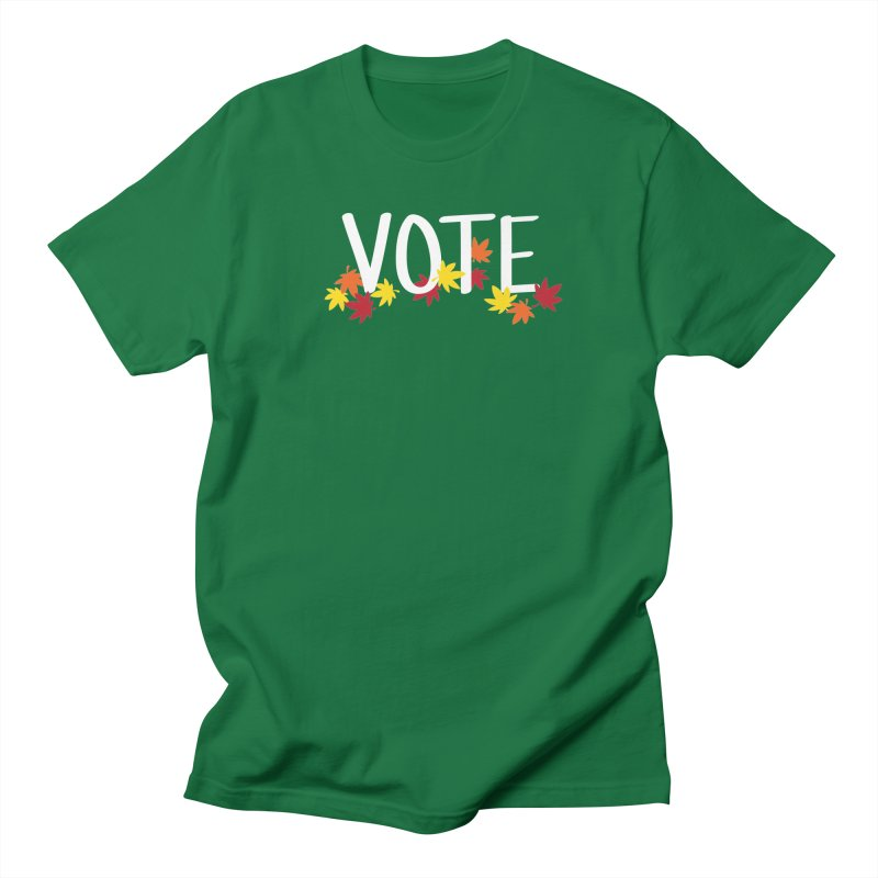 VOTE - Momiji Men's T-Shirt by 6degreesofhapa's Artist Shop