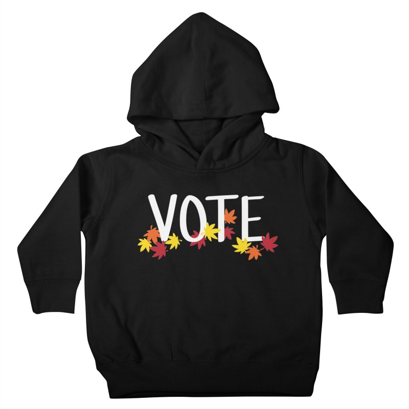 VOTE - Momiji Kids Toddler Pullover Hoody by 6degreesofhapa's Artist Shop