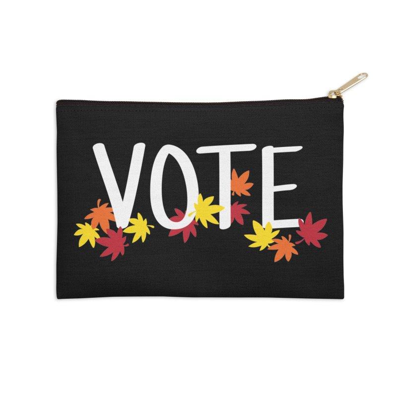 VOTE - Momiji Accessories Zip Pouch by 6degreesofhapa's Artist Shop