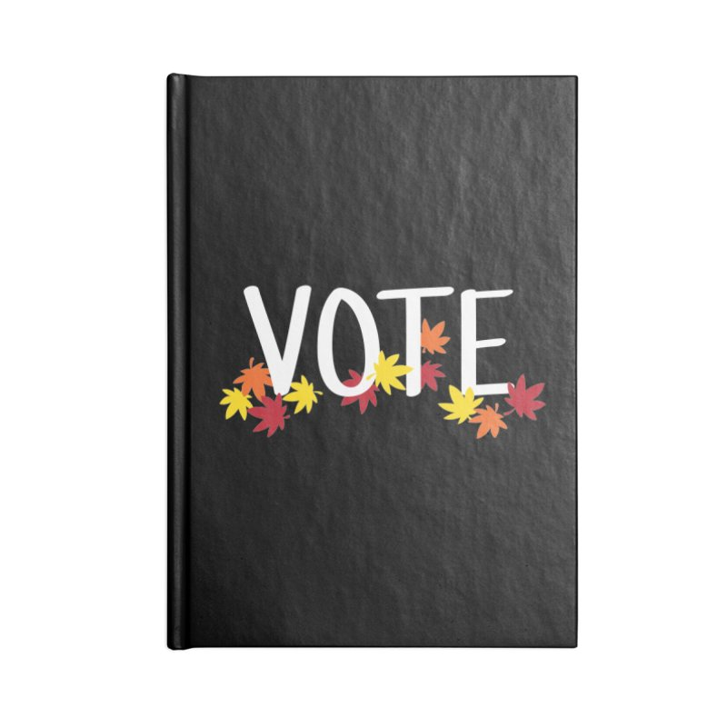 VOTE - Momiji Accessories Notebook by 6degreesofhapa's Artist Shop