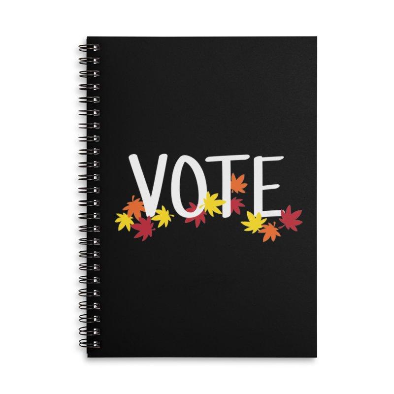 VOTE - Momiji Accessories Notebook by 6degreesofhapa's Artist Shop