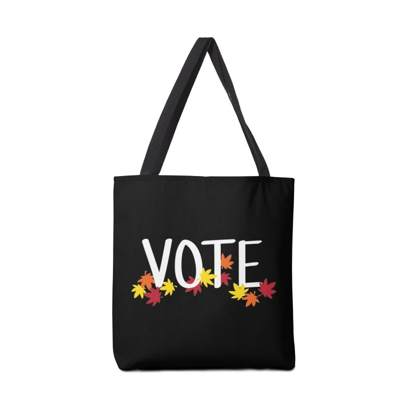 VOTE - Momiji Accessories Bag by 6degreesofhapa's Artist Shop