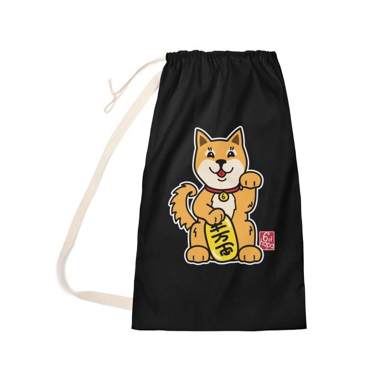Maneki Inu - Aka Accessories Bag by 6degreesofhapa's Artist Shop