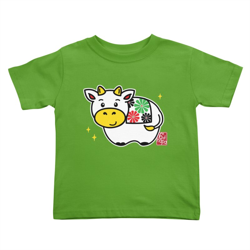 Year of the Ox - Shiro Kids Toddler T-Shirt by 6degreesofhapa's Artist Shop