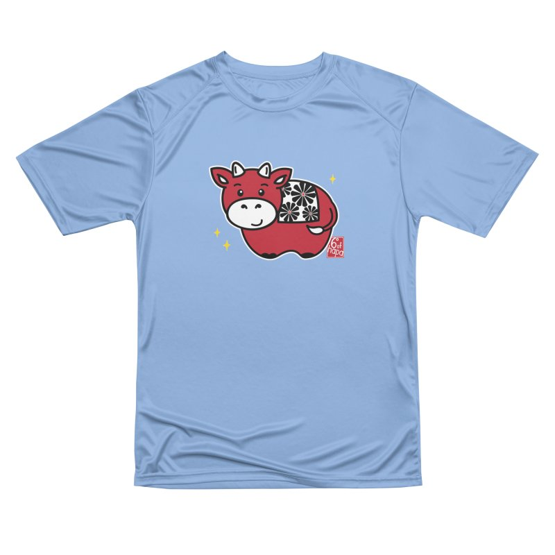 Year of the Ox - Aka Women's T-Shirt by 6degreesofhapa's Artist Shop