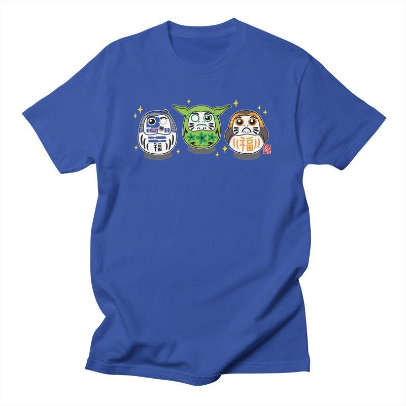 Daruma Wars Men's T-Shirt by 6degreesofhapa's Artist Shop