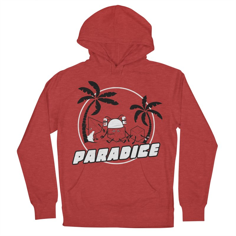 paradice Women's Pullover Hoody by iridescent matter