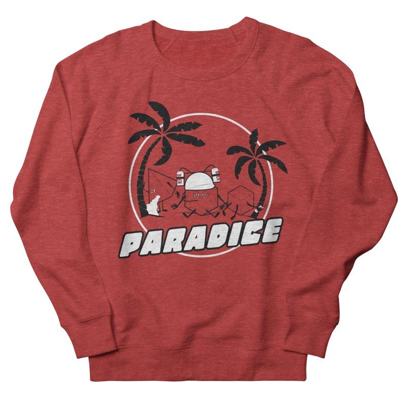 paradice Women's Sweatshirt by iridescent matter