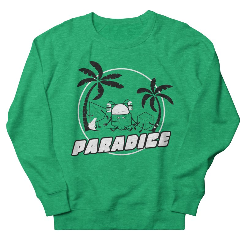 paradice Men's Sweatshirt by iridescent matter