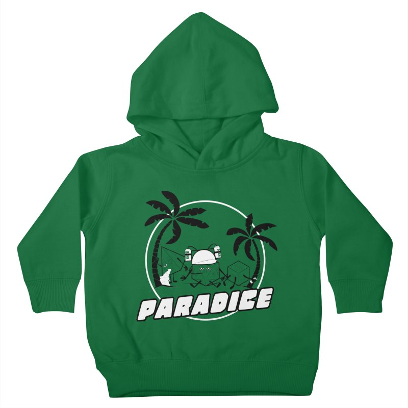 paradice   by iridescent matter