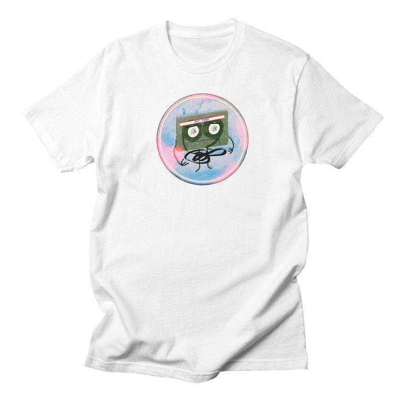 90's Break up. Men's T-shirt by iridescent matter