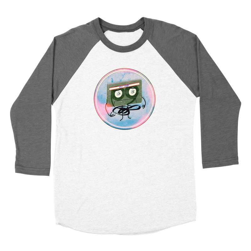 90's Break up. Men's Baseball Triblend T-Shirt by iridescent matter