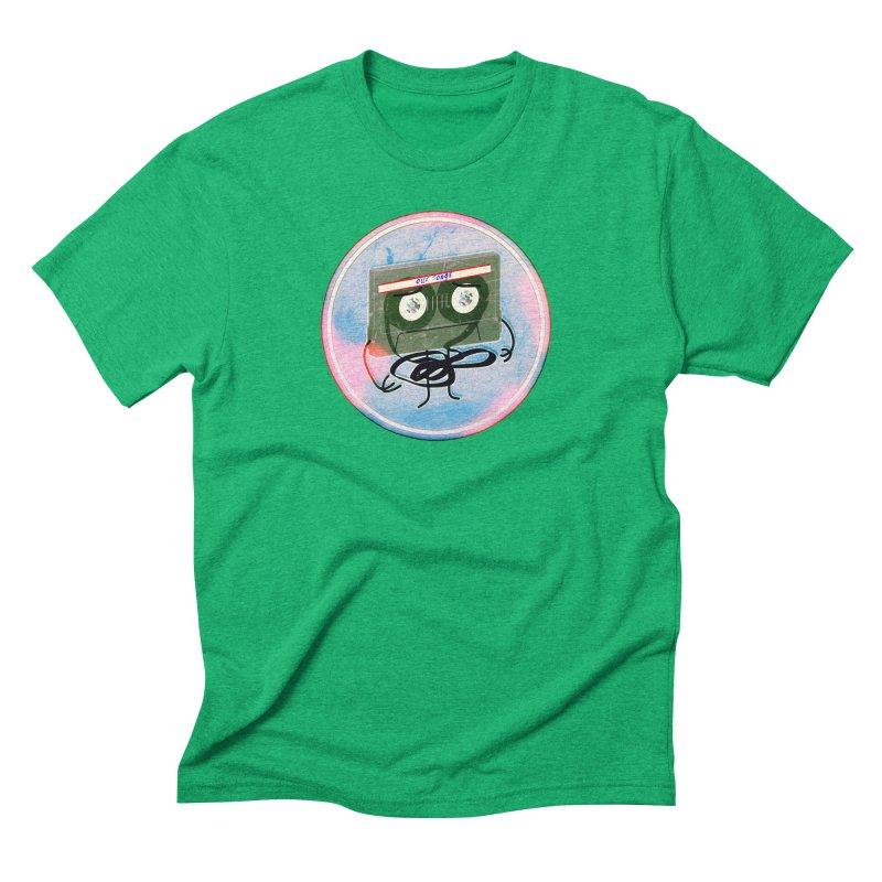 90's Break up. Men's Triblend T-shirt by iridescent matter