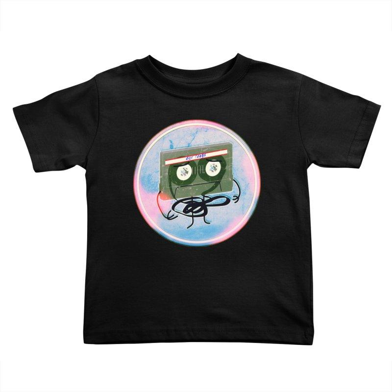 90's Break up. Kids Toddler T-Shirt by iridescent matter