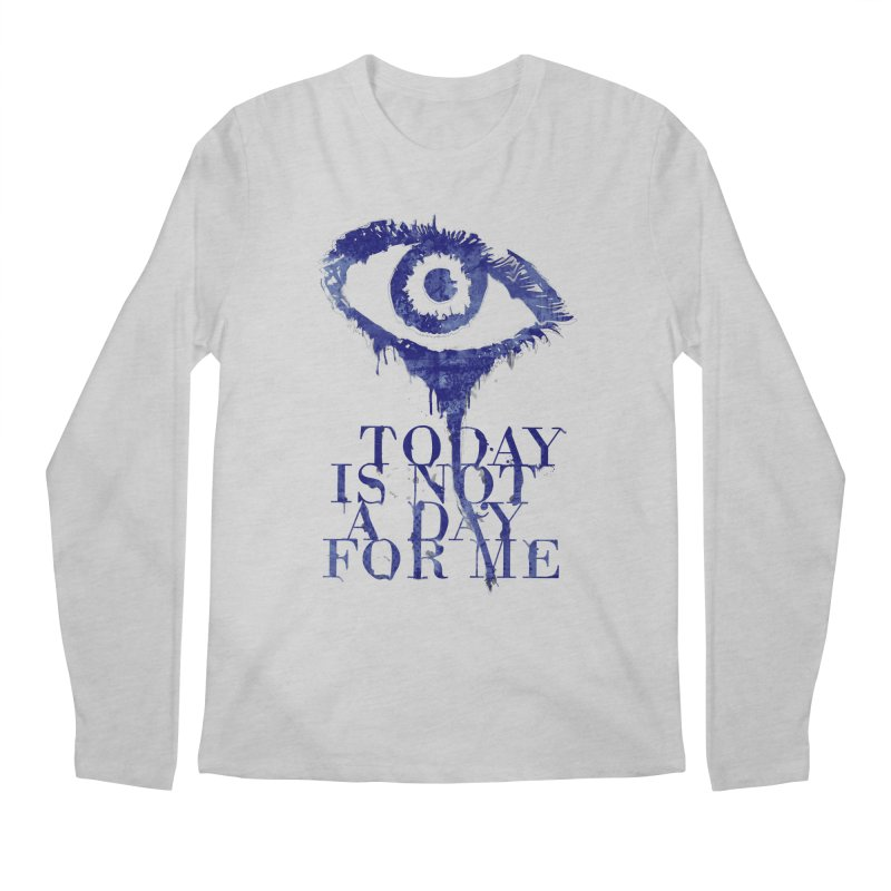 one of those days... Men's Longsleeve T-Shirt by iridescent matter