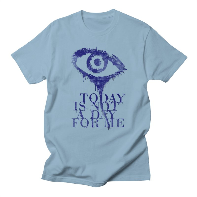one of those days... Men's T-shirt by iridescent matter