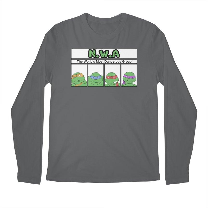 N.W.A Men's Longsleeve T-Shirt by iridescent matter