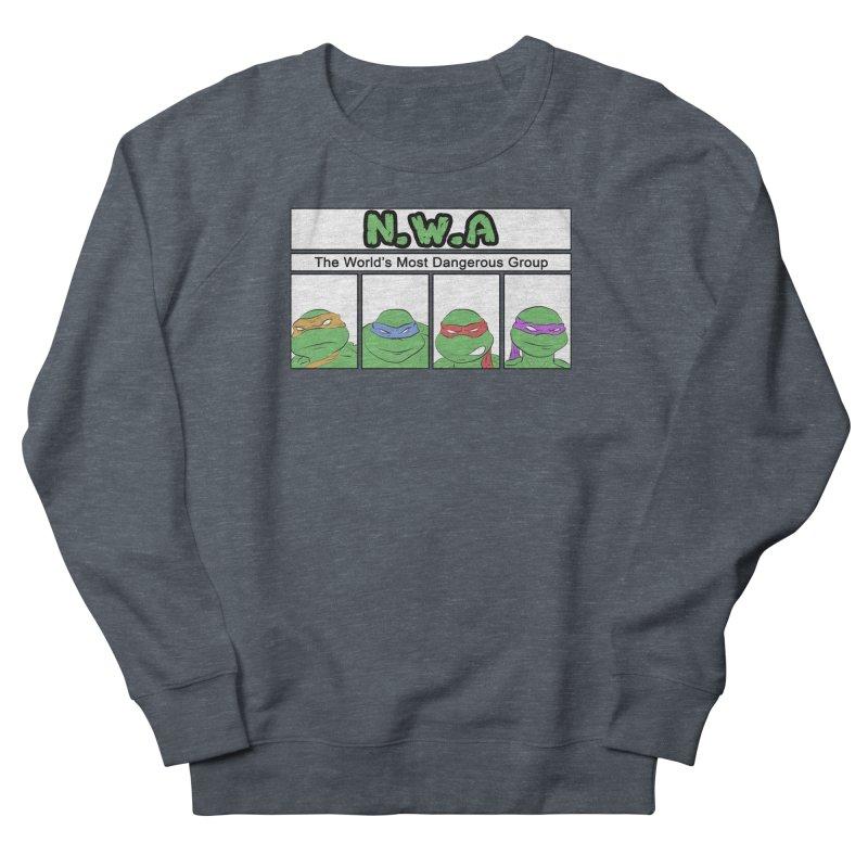 N.W.A Women's Sweatshirt by iridescent matter